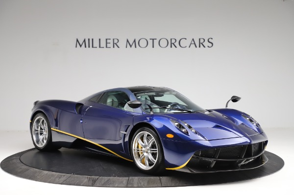 Used 2014 Pagani Huayra for sale Call for price at Aston Martin of Greenwich in Greenwich CT 06830 11