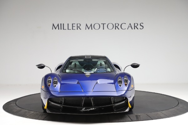 Used 2014 Pagani Huayra for sale Call for price at Aston Martin of Greenwich in Greenwich CT 06830 12