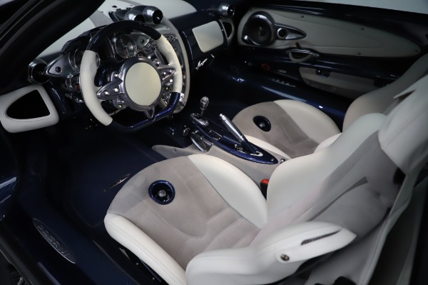 Used 2014 Pagani Huayra for sale Call for price at Aston Martin of Greenwich in Greenwich CT 06830 13