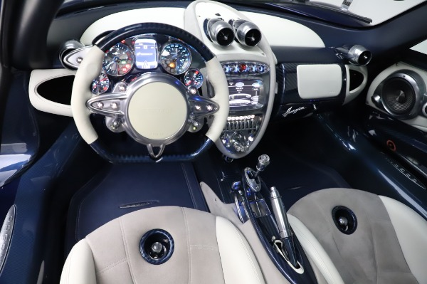 Used 2014 Pagani Huayra for sale Call for price at Aston Martin of Greenwich in Greenwich CT 06830 17