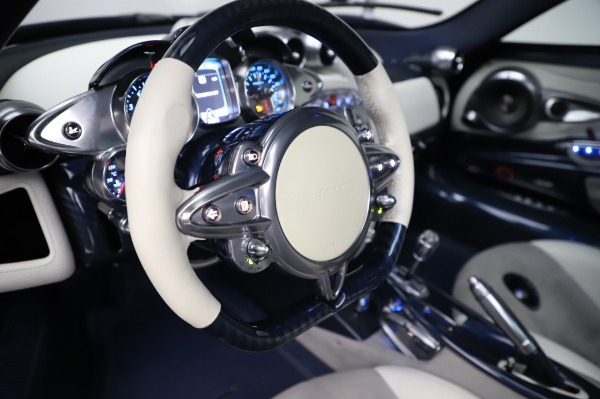 Used 2014 Pagani Huayra for sale Call for price at Aston Martin of Greenwich in Greenwich CT 06830 18