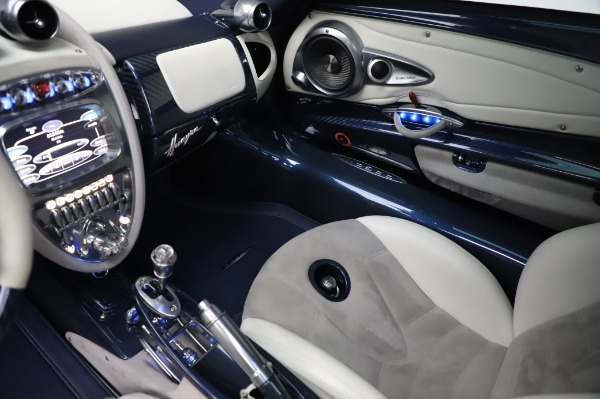 Used 2014 Pagani Huayra for sale Call for price at Aston Martin of Greenwich in Greenwich CT 06830 19