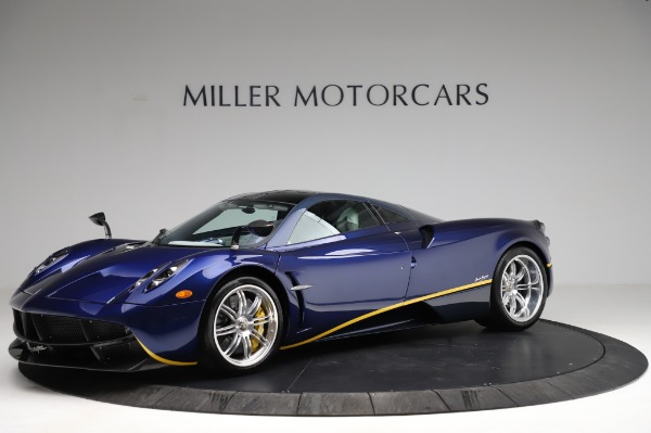 Used 2014 Pagani Huayra for sale Call for price at Aston Martin of Greenwich in Greenwich CT 06830 2