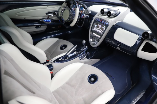 Used 2014 Pagani Huayra for sale Call for price at Aston Martin of Greenwich in Greenwich CT 06830 21