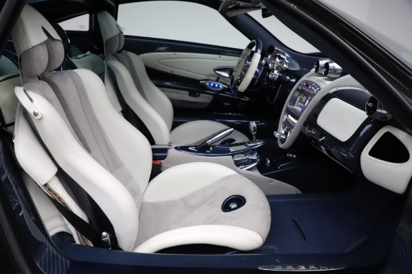 Used 2014 Pagani Huayra for sale Call for price at Aston Martin of Greenwich in Greenwich CT 06830 22
