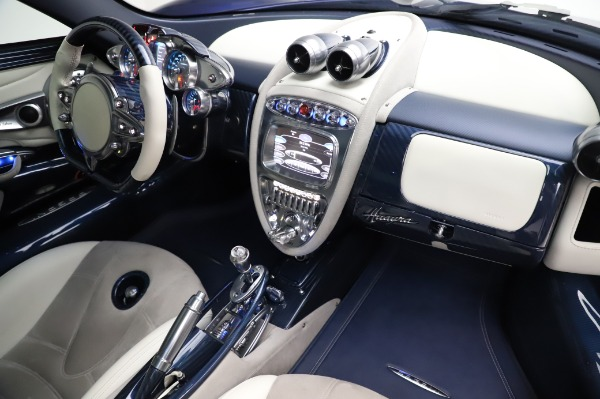 Used 2014 Pagani Huayra for sale Call for price at Aston Martin of Greenwich in Greenwich CT 06830 24