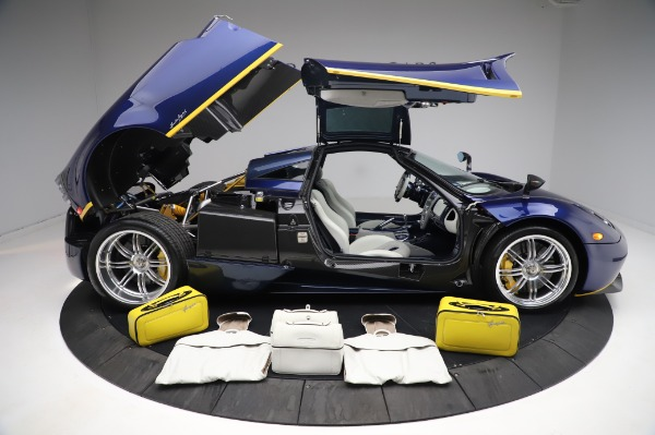 Used 2014 Pagani Huayra for sale Call for price at Aston Martin of Greenwich in Greenwich CT 06830 26
