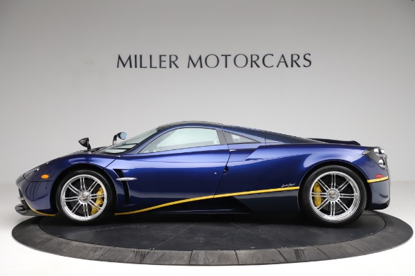 Used 2014 Pagani Huayra for sale Call for price at Aston Martin of Greenwich in Greenwich CT 06830 3