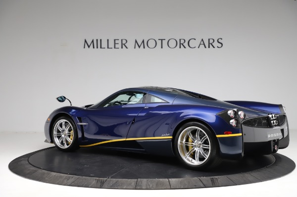 Used 2014 Pagani Huayra for sale Call for price at Aston Martin of Greenwich in Greenwich CT 06830 4