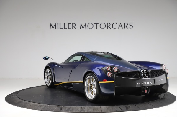 Used 2014 Pagani Huayra for sale Call for price at Aston Martin of Greenwich in Greenwich CT 06830 5