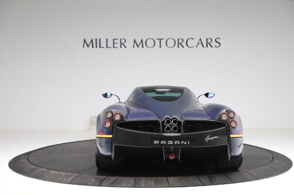 Used 2014 Pagani Huayra for sale Call for price at Aston Martin of Greenwich in Greenwich CT 06830 6