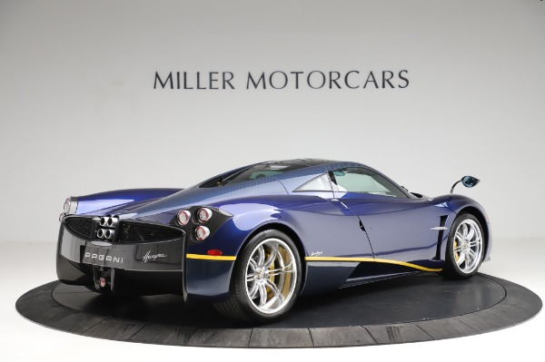 Used 2014 Pagani Huayra for sale Call for price at Aston Martin of Greenwich in Greenwich CT 06830 8