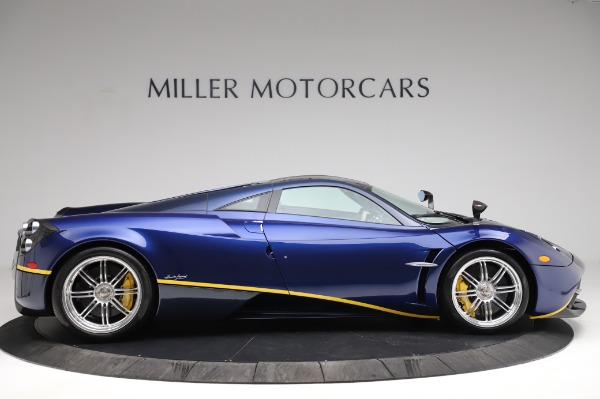 Used 2014 Pagani Huayra for sale Call for price at Aston Martin of Greenwich in Greenwich CT 06830 9