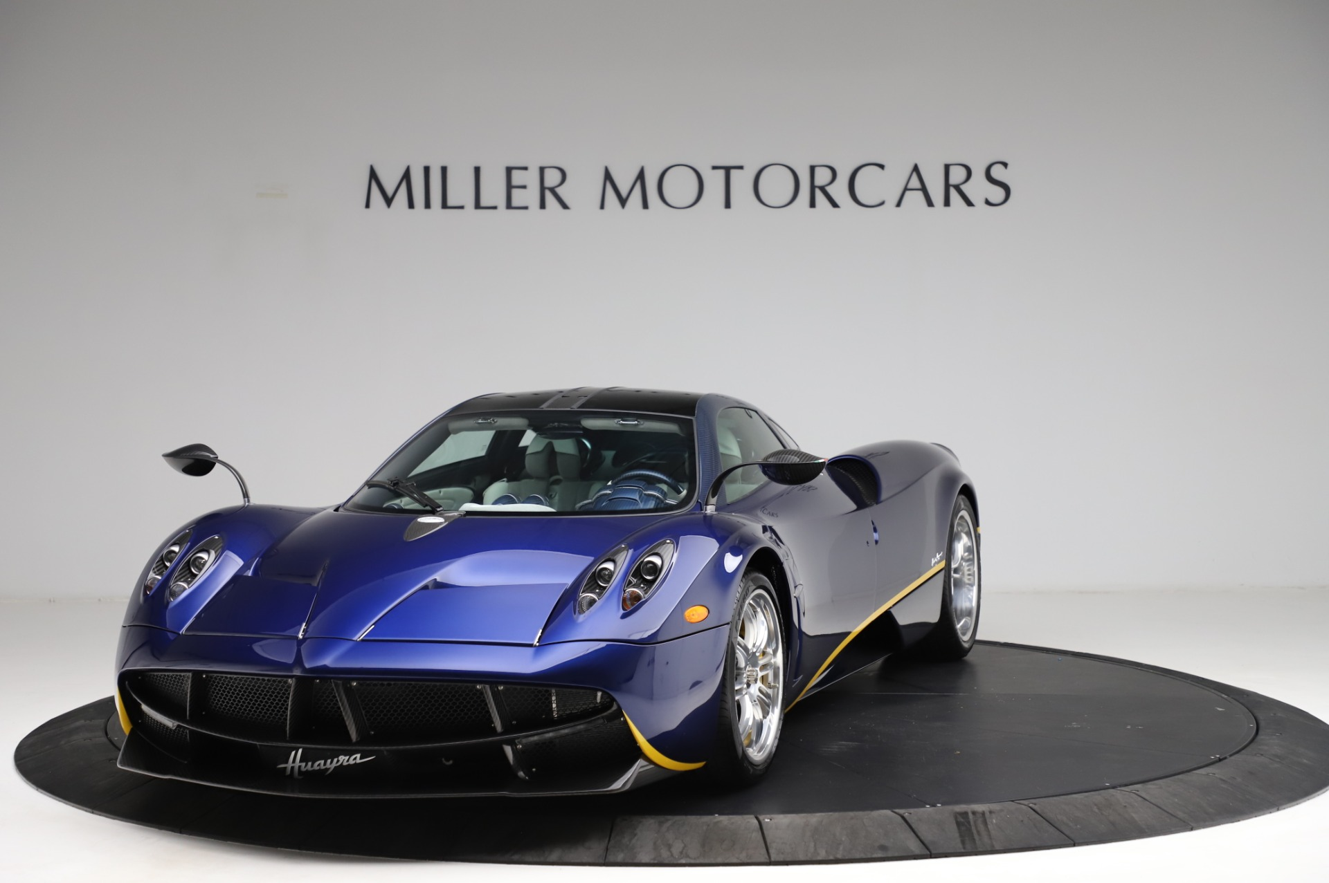 Used 2014 Pagani Huayra for sale Call for price at Aston Martin of Greenwich in Greenwich CT 06830 1
