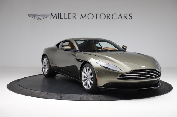 Used 2018 Aston Martin DB11 V8 for sale Sold at Aston Martin of Greenwich in Greenwich CT 06830 10