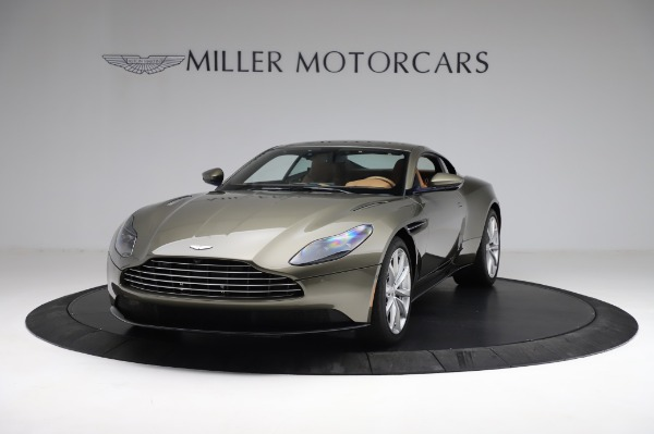 Used 2018 Aston Martin DB11 V8 for sale Sold at Aston Martin of Greenwich in Greenwich CT 06830 12