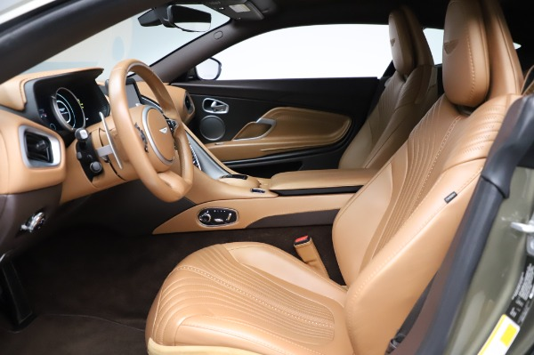 Used 2018 Aston Martin DB11 V8 for sale Sold at Aston Martin of Greenwich in Greenwich CT 06830 13