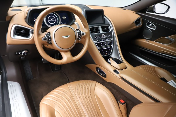 Used 2018 Aston Martin DB11 V8 for sale Sold at Aston Martin of Greenwich in Greenwich CT 06830 14