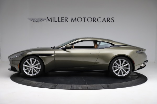 Used 2018 Aston Martin DB11 V8 for sale Sold at Aston Martin of Greenwich in Greenwich CT 06830 2