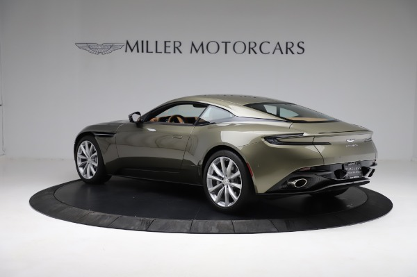 Used 2018 Aston Martin DB11 V8 for sale Sold at Aston Martin of Greenwich in Greenwich CT 06830 3