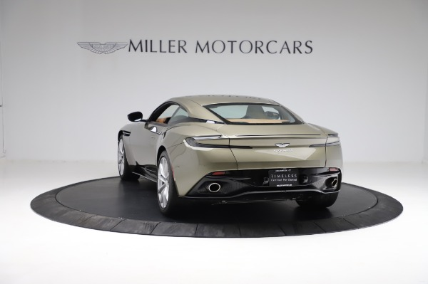Used 2018 Aston Martin DB11 V8 for sale Sold at Aston Martin of Greenwich in Greenwich CT 06830 4
