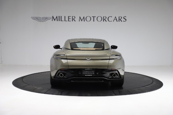 Used 2018 Aston Martin DB11 V8 for sale Sold at Aston Martin of Greenwich in Greenwich CT 06830 5
