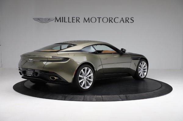 Used 2018 Aston Martin DB11 V8 for sale Sold at Aston Martin of Greenwich in Greenwich CT 06830 7