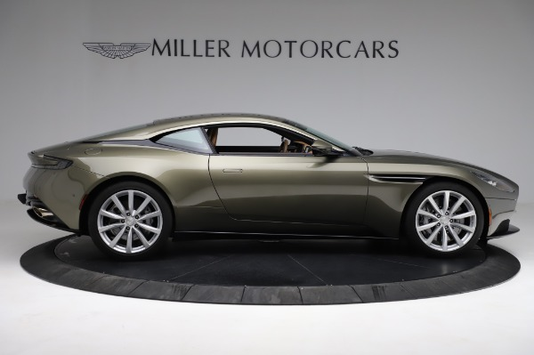 Used 2018 Aston Martin DB11 V8 for sale Sold at Aston Martin of Greenwich in Greenwich CT 06830 8