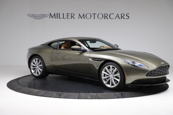 Used 2018 Aston Martin DB11 V8 for sale Sold at Aston Martin of Greenwich in Greenwich CT 06830 9