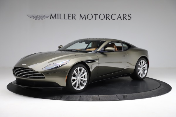 Used 2018 Aston Martin DB11 V8 for sale Sold at Aston Martin of Greenwich in Greenwich CT 06830 1