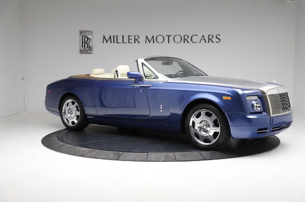 Used 2009 Rolls-Royce Phantom Drophead Coupe for sale $225,900 at Aston Martin of Greenwich in Greenwich CT 06830 10