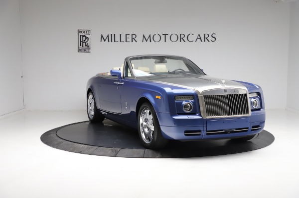 Used 2009 Rolls-Royce Phantom Drophead Coupe for sale $225,900 at Aston Martin of Greenwich in Greenwich CT 06830 11