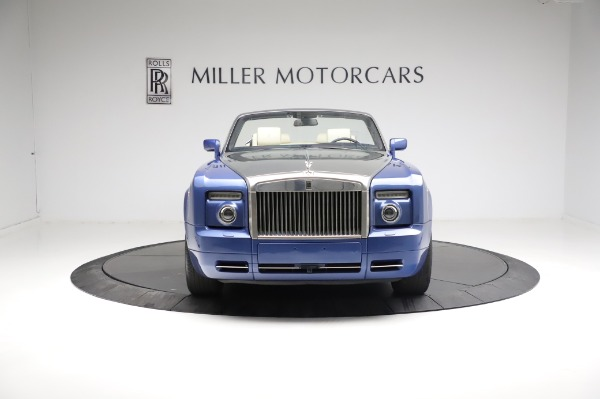 Used 2009 Rolls-Royce Phantom Drophead Coupe for sale $225,900 at Aston Martin of Greenwich in Greenwich CT 06830 12