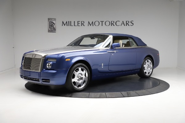 Used 2009 Rolls-Royce Phantom Drophead Coupe for sale $225,900 at Aston Martin of Greenwich in Greenwich CT 06830 13