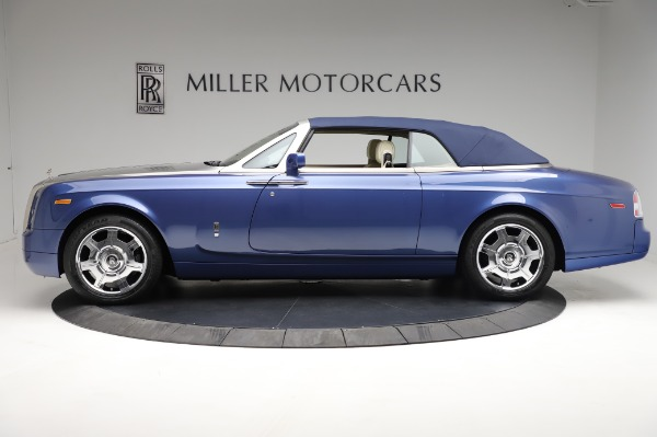 Used 2009 Rolls-Royce Phantom Drophead Coupe for sale $225,900 at Aston Martin of Greenwich in Greenwich CT 06830 14