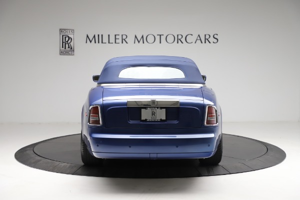 Used 2009 Rolls-Royce Phantom Drophead Coupe for sale $225,900 at Aston Martin of Greenwich in Greenwich CT 06830 15