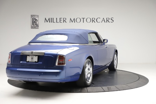 Used 2009 Rolls-Royce Phantom Drophead Coupe for sale $225,900 at Aston Martin of Greenwich in Greenwich CT 06830 16