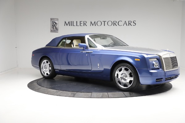 Used 2009 Rolls-Royce Phantom Drophead Coupe for sale $225,900 at Aston Martin of Greenwich in Greenwich CT 06830 18