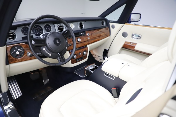 Used 2009 Rolls-Royce Phantom Drophead Coupe for sale $225,900 at Aston Martin of Greenwich in Greenwich CT 06830 19