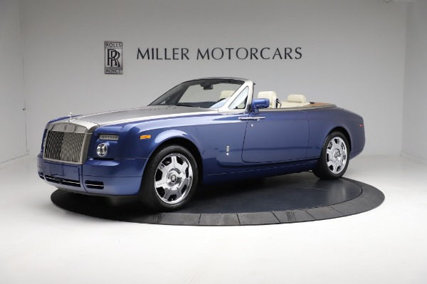 Used 2009 Rolls-Royce Phantom Drophead Coupe for sale $225,900 at Aston Martin of Greenwich in Greenwich CT 06830 2