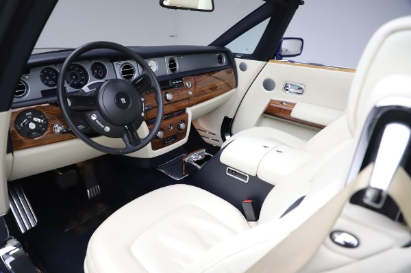 Used 2009 Rolls-Royce Phantom Drophead Coupe for sale $225,900 at Aston Martin of Greenwich in Greenwich CT 06830 20