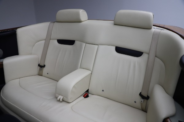 Used 2009 Rolls-Royce Phantom Drophead Coupe for sale $225,900 at Aston Martin of Greenwich in Greenwich CT 06830 23