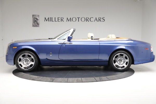 Used 2009 Rolls-Royce Phantom Drophead Coupe for sale $225,900 at Aston Martin of Greenwich in Greenwich CT 06830 3