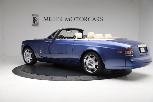 Used 2009 Rolls-Royce Phantom Drophead Coupe for sale $225,900 at Aston Martin of Greenwich in Greenwich CT 06830 4