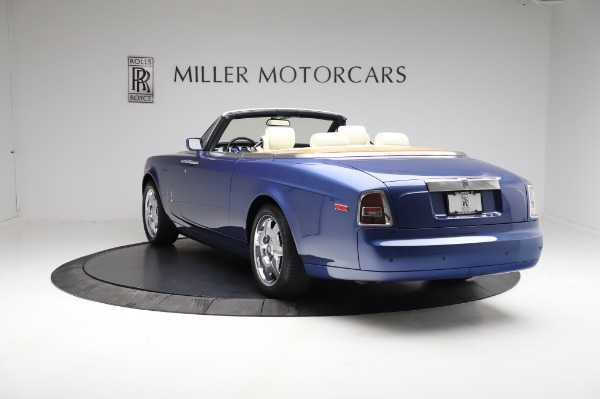 Used 2009 Rolls-Royce Phantom Drophead Coupe for sale $225,900 at Aston Martin of Greenwich in Greenwich CT 06830 5