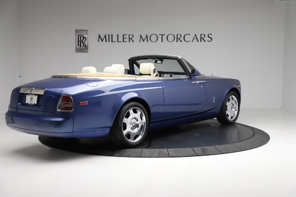 Used 2009 Rolls-Royce Phantom Drophead Coupe for sale $225,900 at Aston Martin of Greenwich in Greenwich CT 06830 8