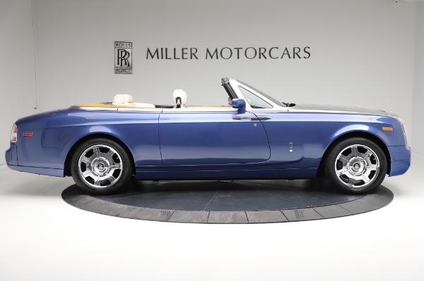 Used 2009 Rolls-Royce Phantom Drophead Coupe for sale $225,900 at Aston Martin of Greenwich in Greenwich CT 06830 9