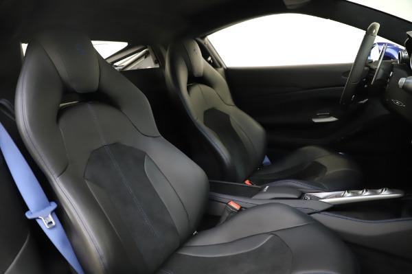Used 2020 Ferrari F8 Tributo for sale Sold at Aston Martin of Greenwich in Greenwich CT 06830 17