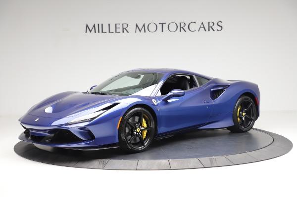 Used 2020 Ferrari F8 Tributo for sale Sold at Aston Martin of Greenwich in Greenwich CT 06830 2