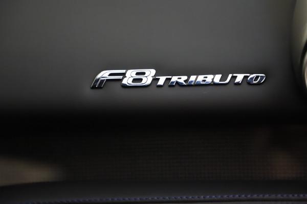 Used 2020 Ferrari F8 Tributo for sale Sold at Aston Martin of Greenwich in Greenwich CT 06830 21
